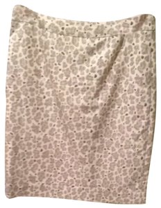 Ann Taylor LOFT Skirt Animal Print