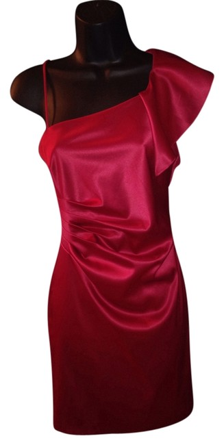 Preload https://img-static.tradesy.com/item/2929081/teeze-me-red-asymetrical-neck-mid-length-cocktail-dress-size-4-s-0-0-650-650.jpg