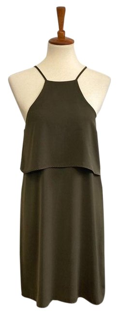 Item - Women's Strappy Layered Short Night Out Dress Size 4 (S)