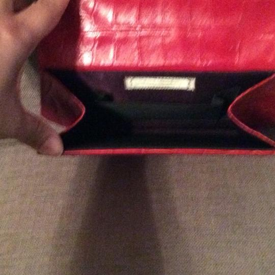 Anna stanbury Wristlet in Red