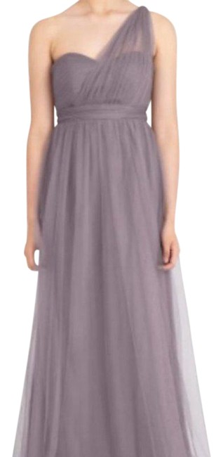 Item - Lilac Annabelle Convertible Long Formal Dress Size 4 (S)