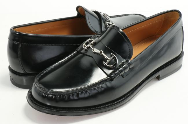 Item - Black Cd Loafers Shoes