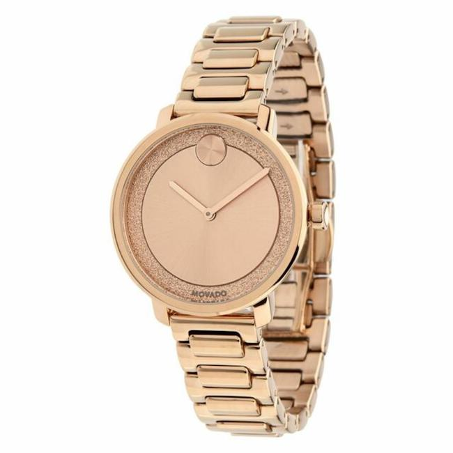 Item - Rose Gold New Dial Pvd Ladies 3600503 Watch
