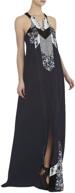 Dark Navy Maxi Dress by BCBGMAXAZRIA
