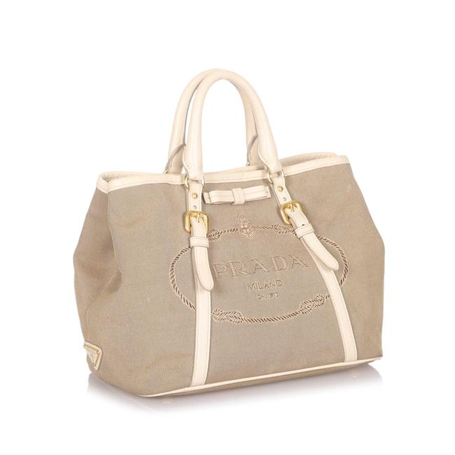 Item - Canapa Brown Leather Satchel