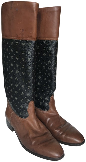 Item - Vintage Logo Made In Italy Boots/Booties Size US 10 Regular (M, B)