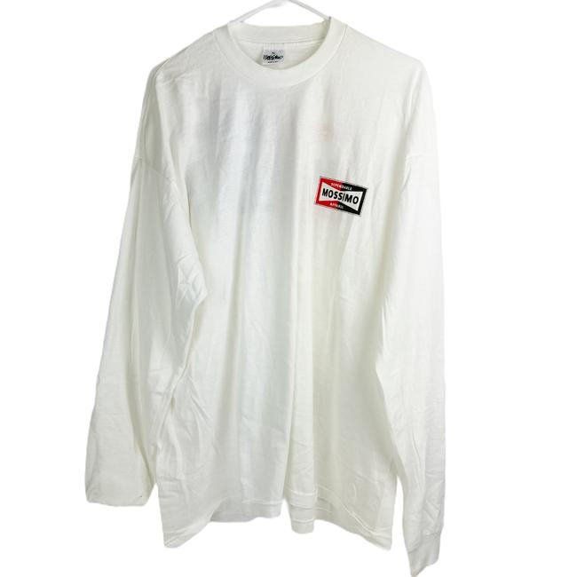 Item - White XL Vintage Long Sleeve Made In Usa Shirt