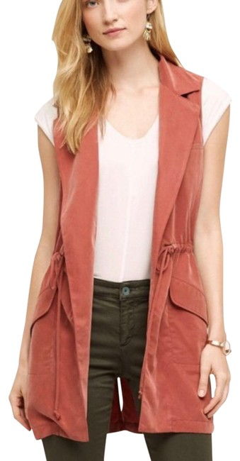 Item - Rust Elevenses Old Town Sleeveless Vest Size 4 (S)