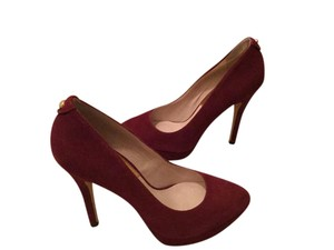 Michael Kors Crimson Pumps
