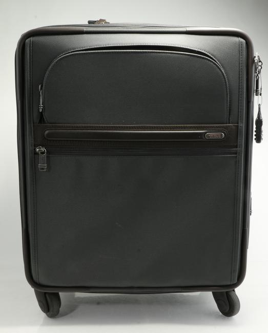 Item - Green Continental Dual Access 4 Wheeled Carry-on Luggage Men's Jewelry/Accessory