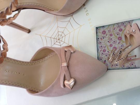 Charlotte Olympia Pale Pink Formal