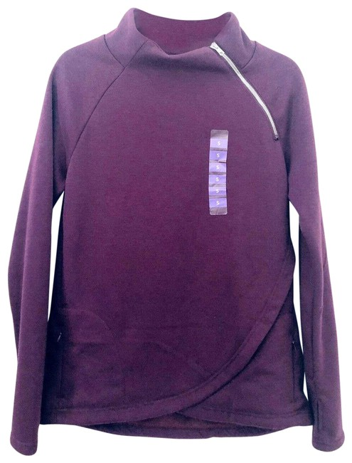 Item - Purple Pullover Small Jacket Size 4 (S)
