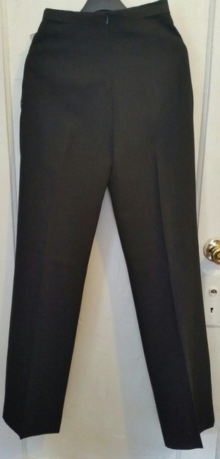 Maison Margiela Givenchy Chloe Fendi Saint Laurent Alexander Wang Trouser Pants Black Image 2