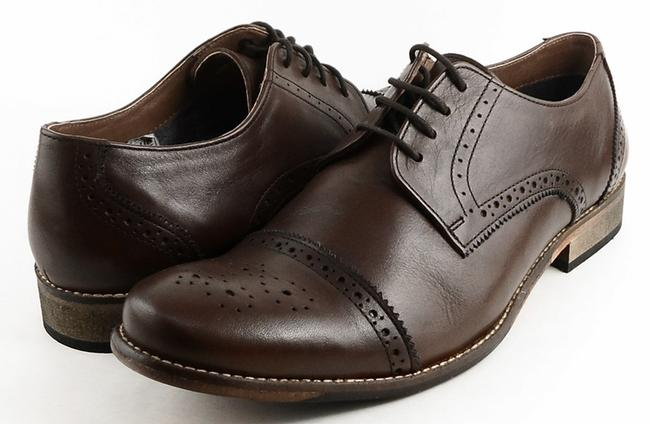 Item - Brown Since 1759 Hargreaves- Us Leather Oxfords 12 Uk 11 Shoes
