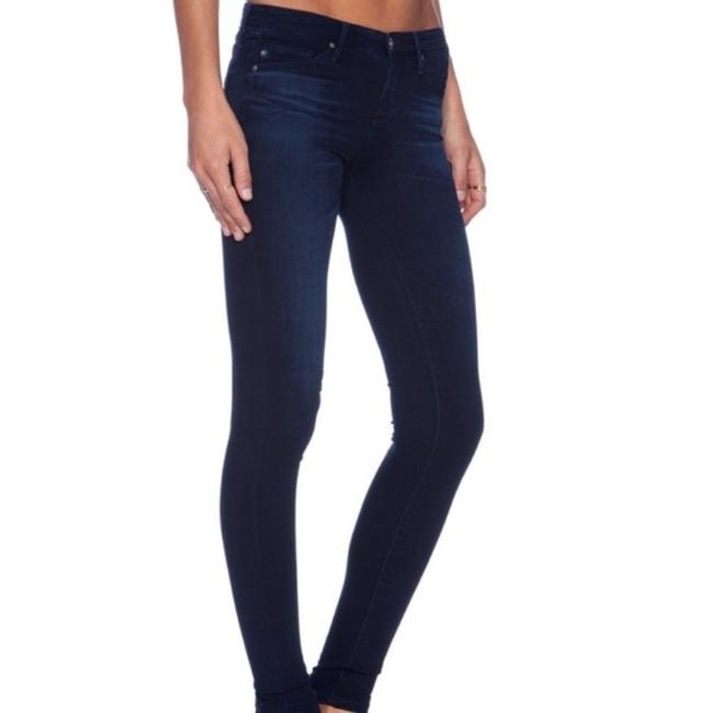 Item - Blue Dark Rinse The Absolute Jeggings Size 30 (6, M)