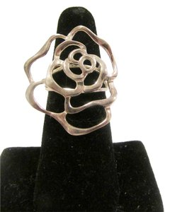 RLM Studio Robert Lee Morris Flower Ring size 7.5