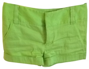 Alice + Olivia Shorts Green