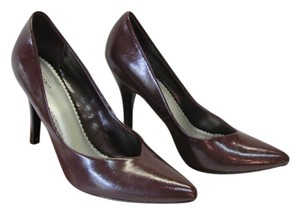 Fioni New Excellent Condition Size 8.50m oxblood Pumps