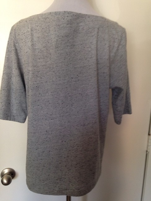 Lucky Brand T Shirt Gray/Shades Of Blue