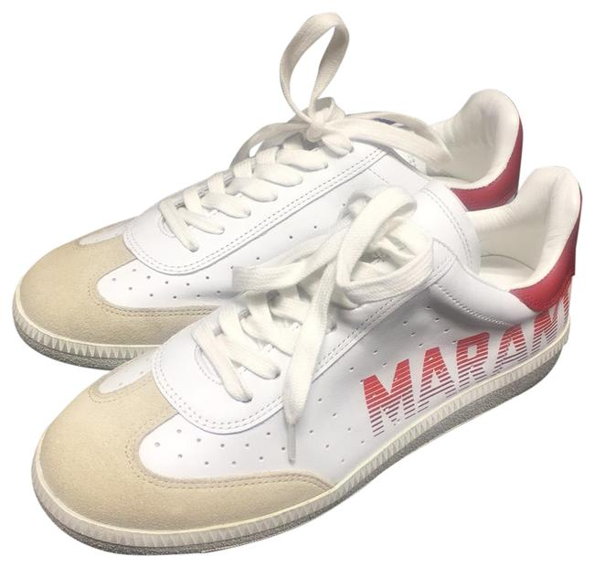 Item - White Bryce Sneakers Size EU 37 (Approx. US 7) Regular (M, B)