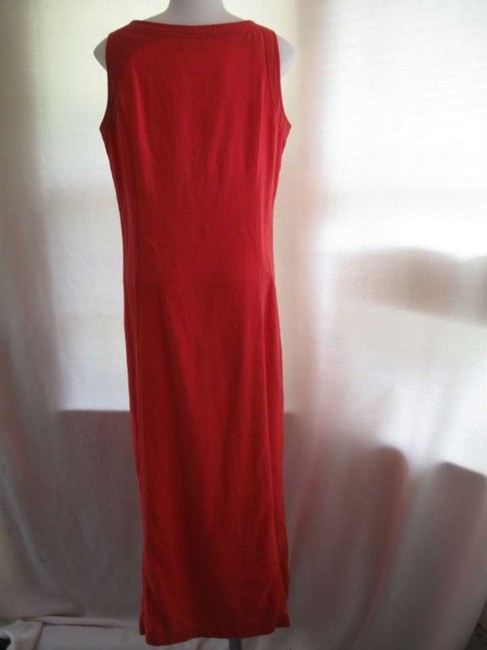 Red Maxi Dress by Monterey Bay