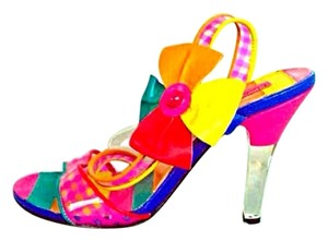 Betsey Johnson Multicolor Sandals