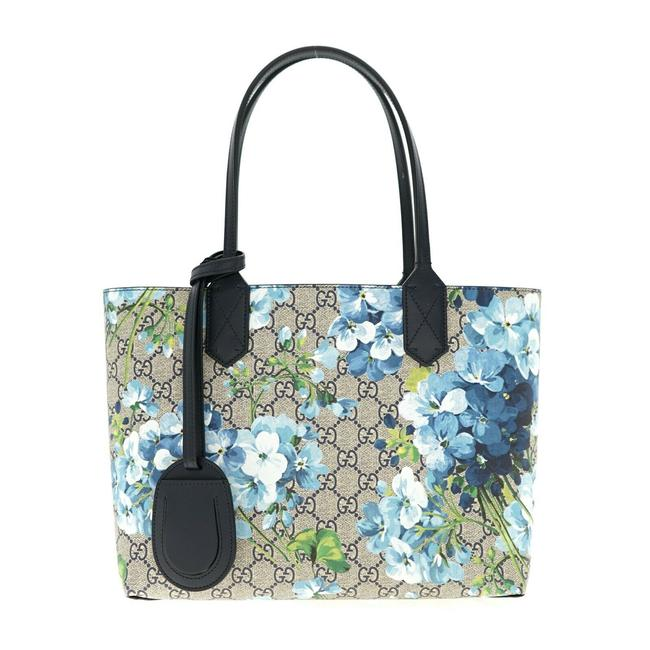 Item - Supreme Blooms Blue Gg Canvas Tote