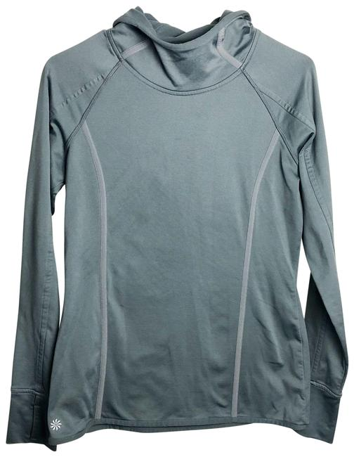 Item - Gray Pullover Sweater Activewear Outerwear Size 4 (S)