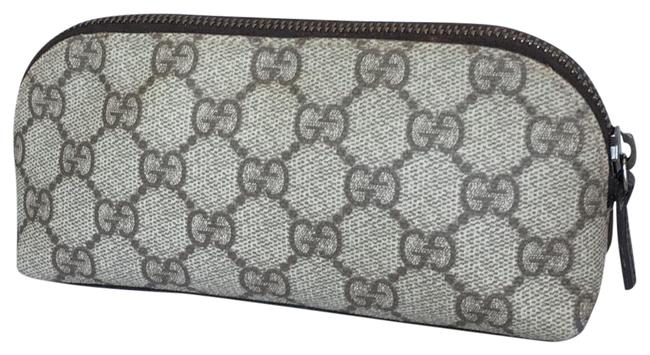 Item - Beige Small Cosmetic Bag