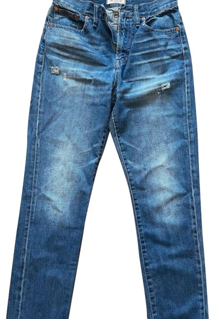 Item - Medium Wash Perfect Vintage Relaxed Fit Jeans Size 28 (4, S)