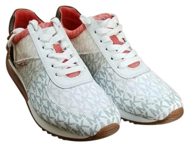 Item - Pink White Allie Trainer Extreme Sneakers Women's Boots/Booties Size US 7 Regular (M, B)