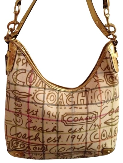 Preload https://item2.tradesy.com/images/coach-sale-crossbody-shoulder-white-and-gold-leather-hobo-bag-2931271-0-0.jpg?width=440&height=440