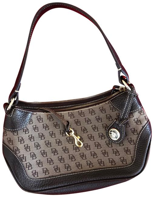 Item - Mini Slouch Purse Brown Leather Messenger Bag