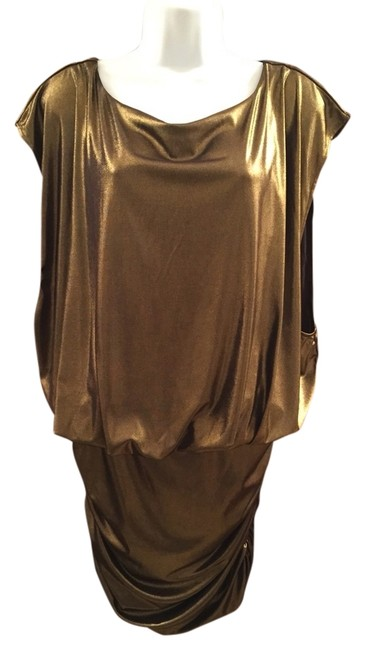 Preload https://item3.tradesy.com/images/gold-night-out-dress-size-8-m-2931397-0-0.jpg?width=400&height=650