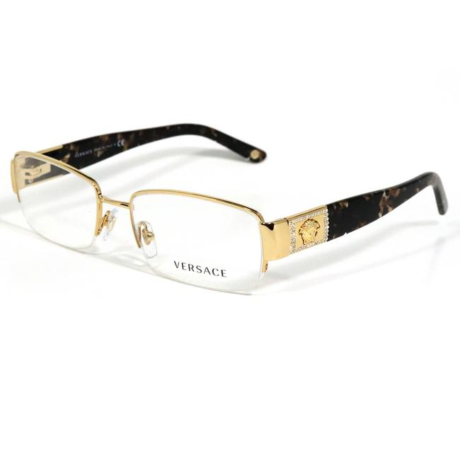Item - Gold and Brown Frame Unisex Fashion Sale Sunglasses