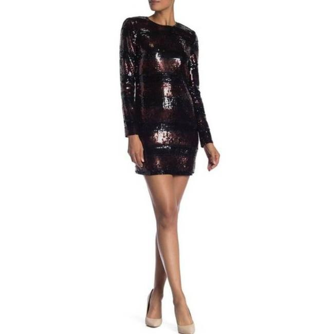 Item - Black Breakers Night Out Dress Size 8 (M)