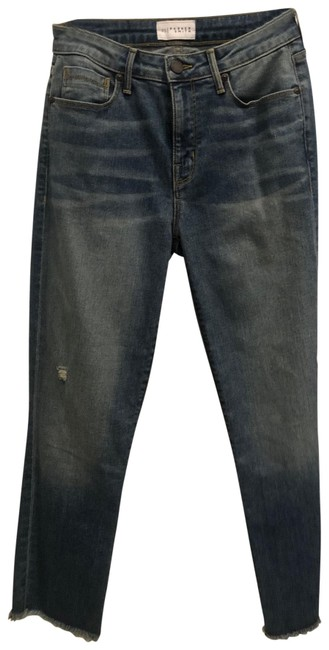 Item - Blue Acid Relaxed Fit Jeans Size 2 (XS, 26)