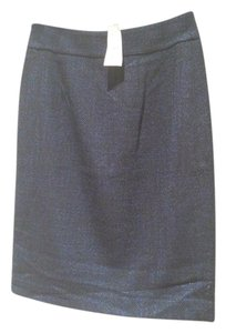 Banana Republic Skirt Dark Blue