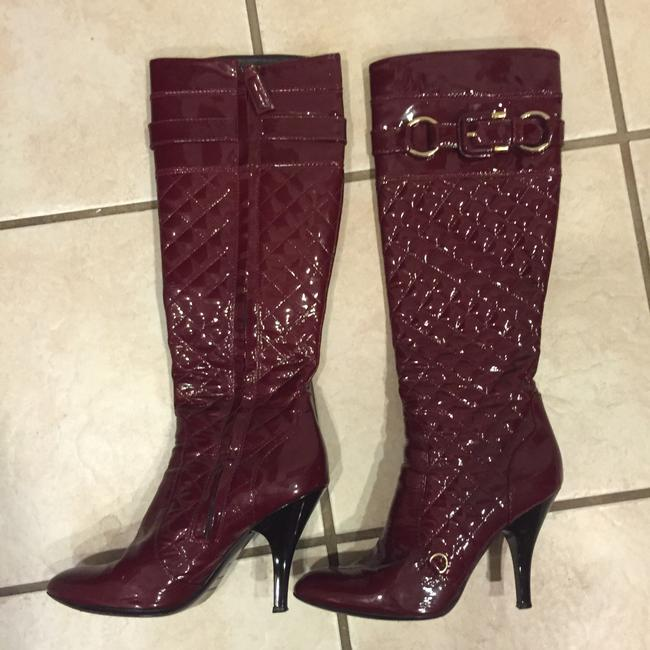 Item - Red Boots/Booties Size US 6 Narrow (Aa, N)