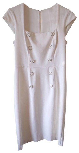 Item - Double Breasted Mid-length Work/Office Dress Size 8 (M)