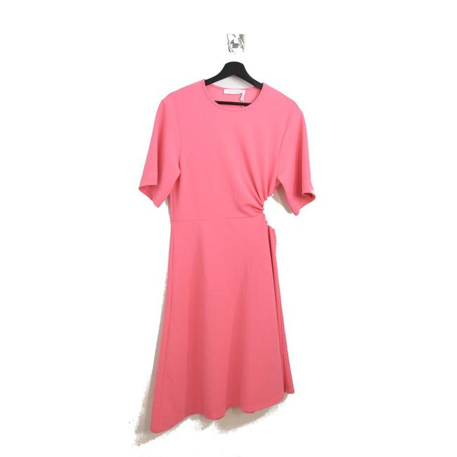 Item - Pink Seebydress Dazzling Mid-length Short Casual Dress Size 4 (S)