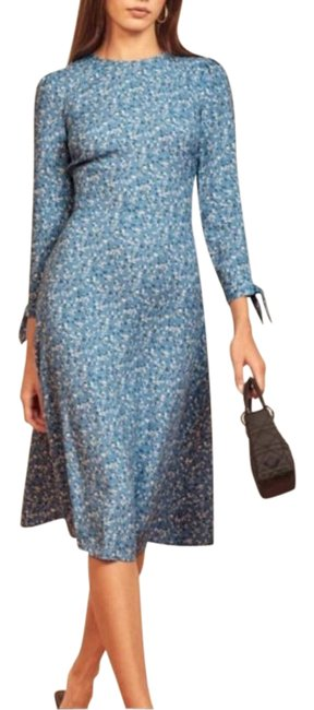 Item - Blue Port In Suzette Mid-length Casual Maxi Dress Size 0 (XS)