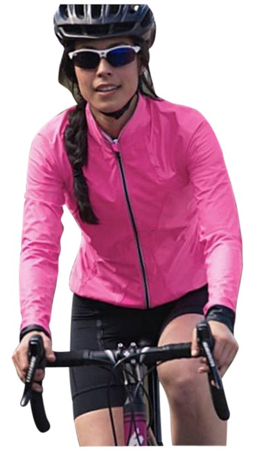 Item - Pink Rain Wind Cycling Nwot Activewear Outerwear Size 6 (S)