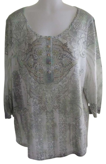 Preload https://img-static.tradesy.com/item/293202/chico-s-light-green-w-gray-designs-and-embellishments-blouse-size-16-xl-plus-0x-0-0-650-650.jpg