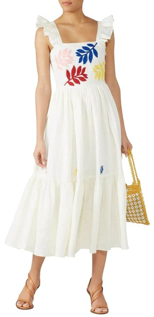 Item - Ivory Mid-length Casual Maxi Dress Size 8 (M)