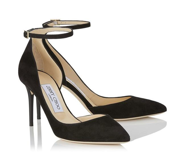 Jimmy Choo Nude Lang 100mm Patent Strappy Sandals Formal