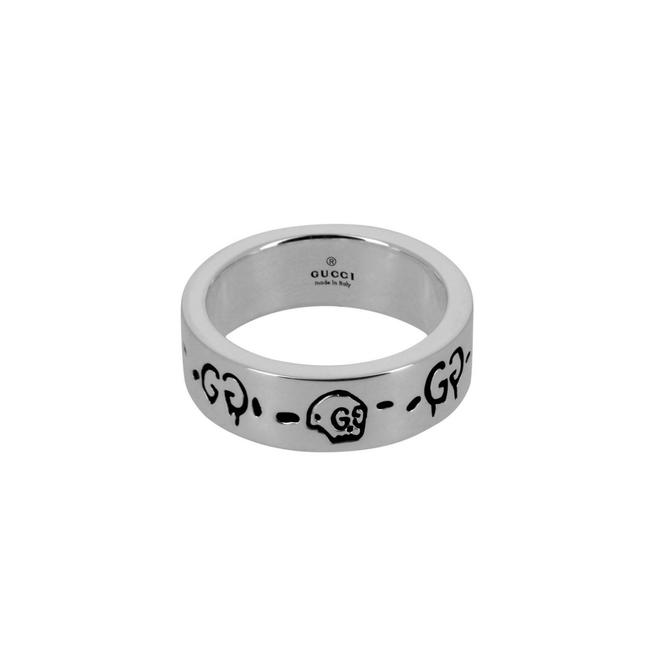 Item - Silver New Ghost 6mm Ring