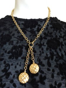 14K Solid Gold Italian Link Chain Necklace