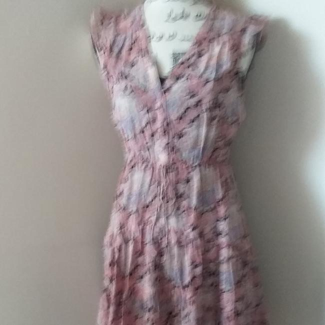 Item - Pink Black Multi Lil From 66170 Short Casual Dress Size 0 (XS)