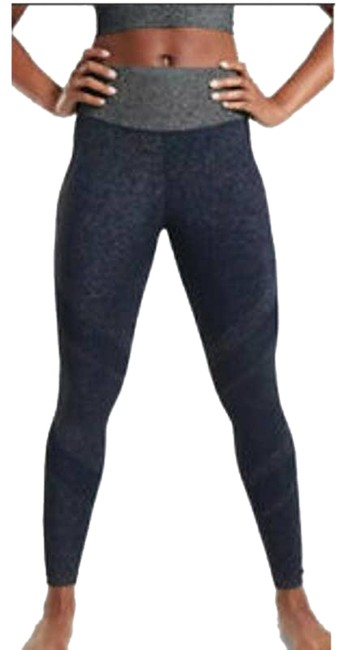 Item - Blue Twilight Tight Sparkly Navy Nwot Activewear Bottoms Size 4 (S, 27)